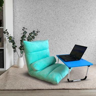 ZyoTatamiKursiLesehanLipat/ Lazy Sofa - Hijau --