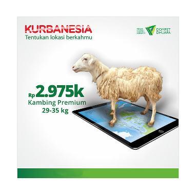 Dompet Dhuafa - Kambing Premium E-Voucher