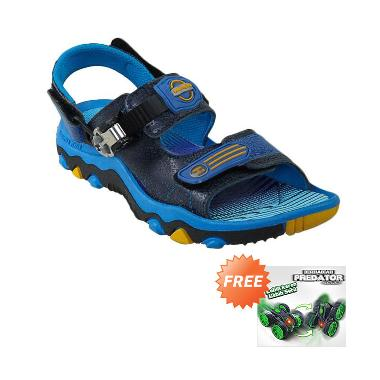 Homyped Shooter 02 Sandal Gunung Anak - Navy