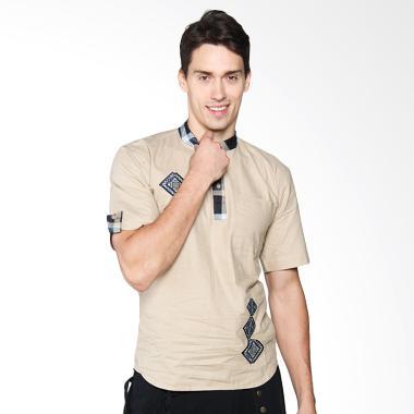 Trinity Optima Production Merchandise Ungu Paralel Shirt - Mocha