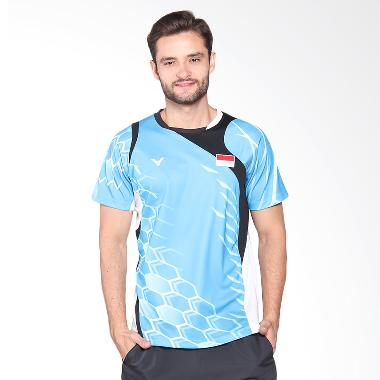 Victor Indonesian Player M Kaos Badminton T-5002 M