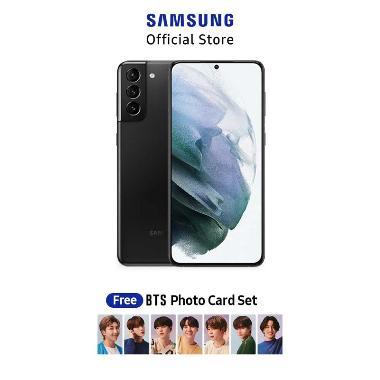 Samsung Galaxy S21 5G Smartphone [256GB/ 8GB] Gray