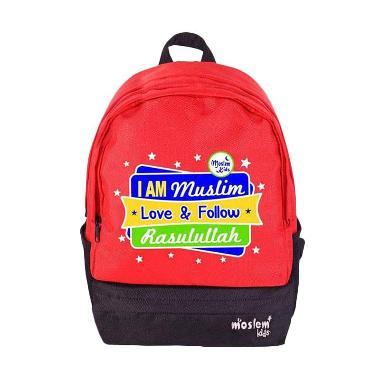 Fairuz Shop Tas Anak Muslim Love & Follow Rosullullah