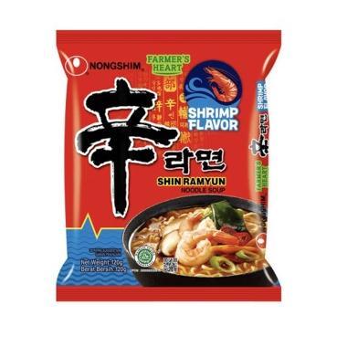 harga NS CHN SHRIMP SHIN RAMYUN 120 GR Blibli.com