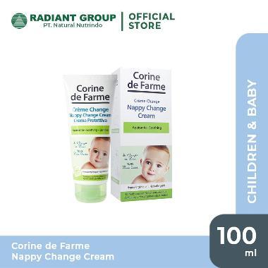 harga Corine De Farme Diaper Rash / Nappy Change Cream 100 Ml Blibli.com