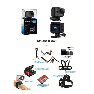 [Paket Adventure] GoPro HERO 5 Acti ...  [Extra Aksesoris HERO 5]