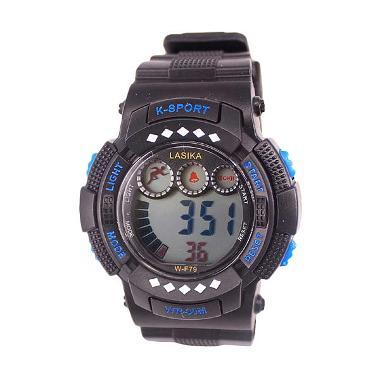 Lasika W-F 79 Sport Digital Lasika Jam Tangan Unisex... Rp 49.500 · Lasika  W-F 62 Jam Tangan ... 06bbd21277