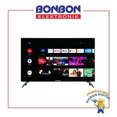 harga Polytron LED TV 43 Inch 43AG9953 Smart Android Digital Mola Blibli.com