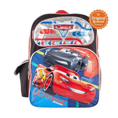 Disney Cars 3 Backpack Faster [16 Inch]