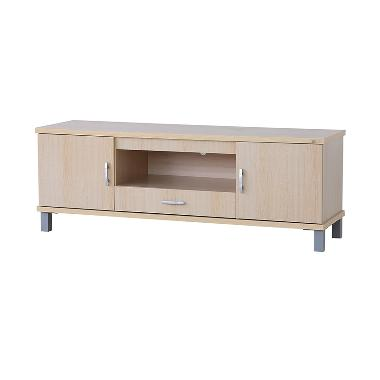 Kirana  BF 845 WO Furniture Rak TV/Audio Rack/Meja TV - Beige
