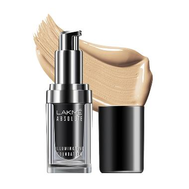 Lakme Absolute Illuminating Foundation - Beige Glimmer [15 mL]
