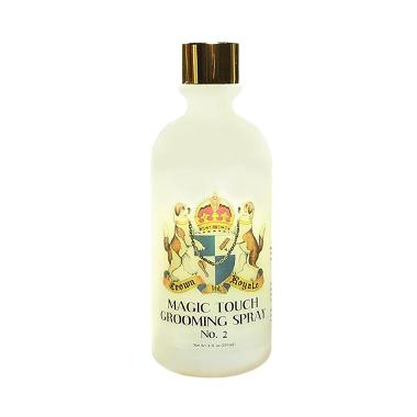 Crown Royale No.2 Magic Touch Grooming Spray Pet Supplies [8 oz]