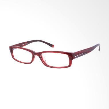 ESPRIT 14135 54 Frame Kacamata Wanita - Merah