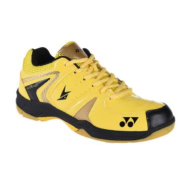 Yonex Men Lin Dan Series Badminton Shoes - Yellow (SRCR-40 LD Yellow)