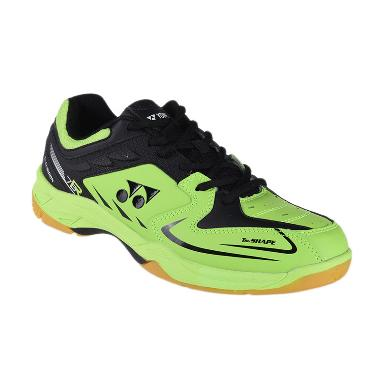 Yonex Badminton Shoes Pria - Lime Green (SRCR-75 Limegreen)
