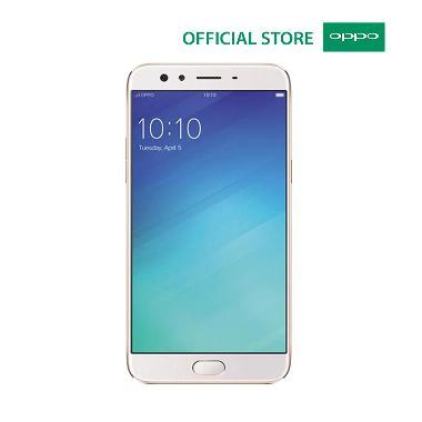 OPPO F3 Smartphone - Gold [64GB/ 4GB]
