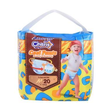 Anerle CHERIS Popok Bayi [Size M20x1 Regular Pack]
