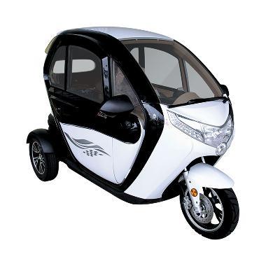 Selis New Balis Motor Listrik - White