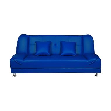 Ivaro Pumpkin Sofa - Blue