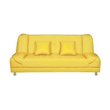Ivaro Pumpkin Sofa - Yellow