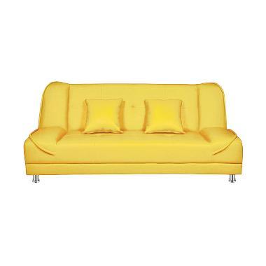 Ivaro Pumpkin Sofa - Yellow