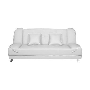 IVARO Pumpkin Sofa Bed - White