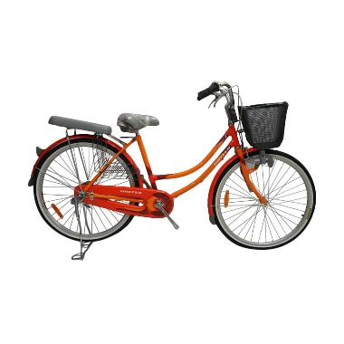 United Class X Mini Sepeda Mini - Orange [26 Inch]