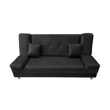 Groovy Dijaminmurah Ivaro Pumpkin Sofa Bed Black Spiritservingveterans Wood Chair Design Ideas Spiritservingveteransorg