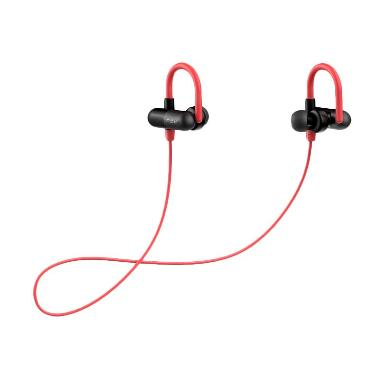 QCY QY11 Bluetooth Headset - Black Red
