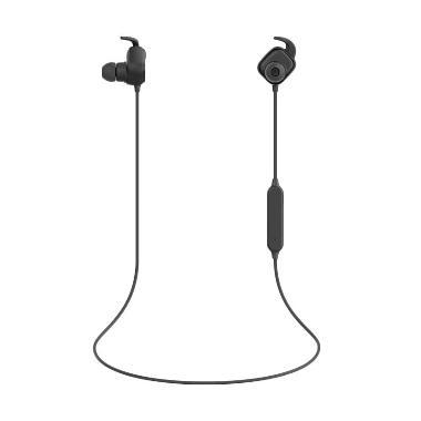 harga QCY QY12  Bluetooth Headset - Black Blibli.com