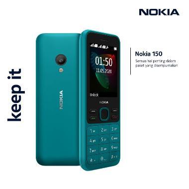 harga NOKIA 150 Dual Sim Camera VGA Display 2.4