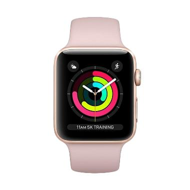 Original Apple Smartwatch Series 3 38MM Cellular Pink Band (MQKH2)