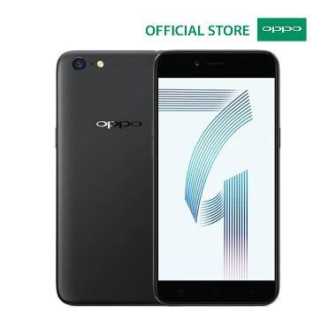 OPPO A71 Smartphone - Black [16 GB/2 GB]