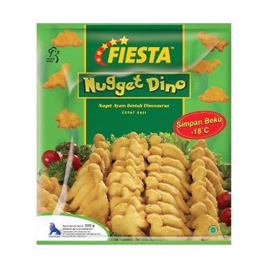 Fiesta Nugget Dino Makanan Instan 500 G X 3 Pack