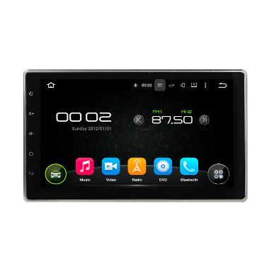 Asuka Car TV AK-1000 Android Double Din Head Unit [10.1 Inch]