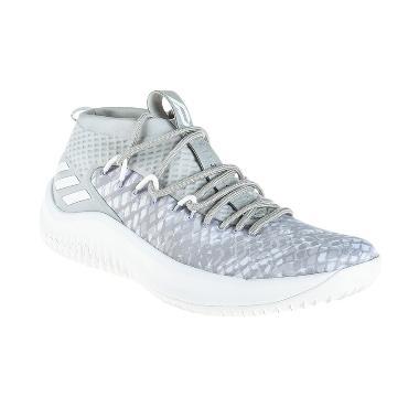 adidas Men Basketball Dame 4 Sepatu Basket Pria [BY4495]