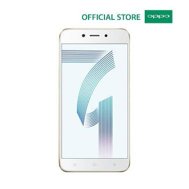 OPPO A71 Smartphone - Gold [16GB/ 2GB]