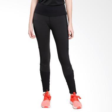 adidas Women's Running Ultra Tight  ... a Wanita - Black [CF6005]