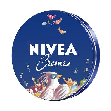 Nivea Creme Tin  60 mL  - Special Edition Lobu Storybook