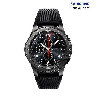 Samsung Galaxy Gear S3 Frontier Smartwatch [O]