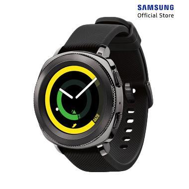 Samsung Gear Sport Smartwatch - Black [O]
