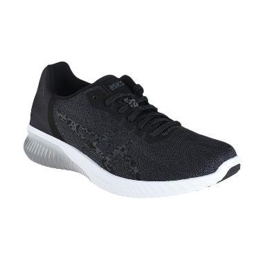 Asics Gel-Kenun Women Running Shoes - Black [ASIT7C9N1690]