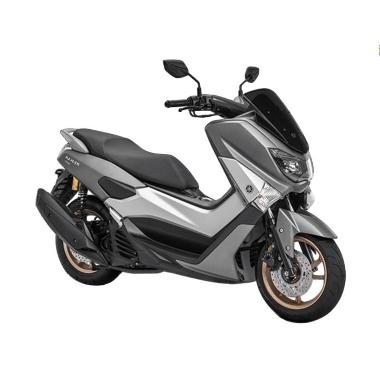 Yamaha NMAX Non ABS Sepeda Motor - Matte Grey