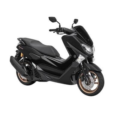 Yamaha NMAX Non ABS Sepeda Motor - Black