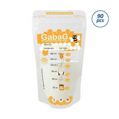 Gabag New Loveable Design Breastmilk Kantong Asi 180ml [3 x 30 pcs]