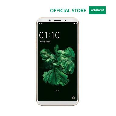 OPPO F5 Youth Smartphone - Gold [32GB/ 3GB]