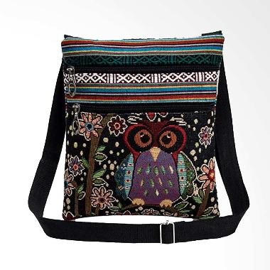 Lansdeal YHL61205183D Embroidered Owl ...