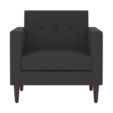 Olafur Jimmy One Seater Sofa - Granite Grey