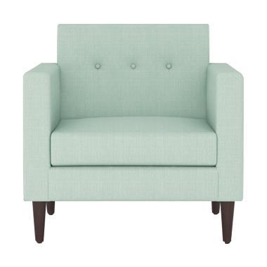 Olafur Jimmy One Seater Sofa - Azureish Mist
