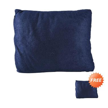 jual bogo buy 1 get 1 free igloo bantal sofa biru. Black Bedroom Furniture Sets. Home Design Ideas